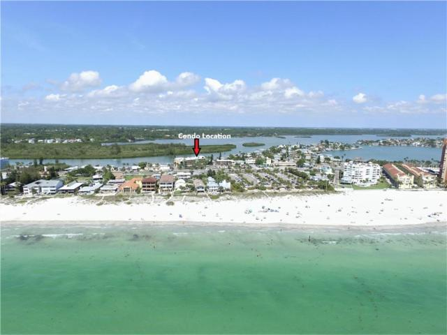 18201 Gulf Boulevard #301, Redington Shores, FL 33708 (MLS #U8000900) :: The Duncan Duo Team
