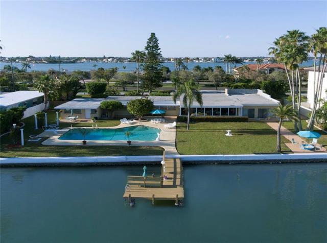 10 Treasure Lane, Treasure Island, FL 33706 (MLS #U8000905) :: Team Pepka