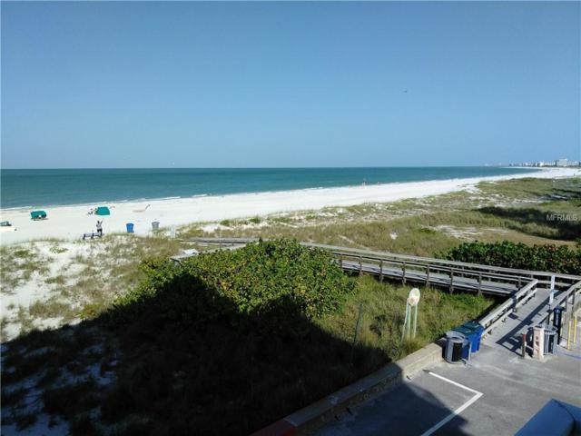 9980 Gulf Boulevard #301, Treasure Island, FL 33706 (MLS #U8000962) :: Chenault Group