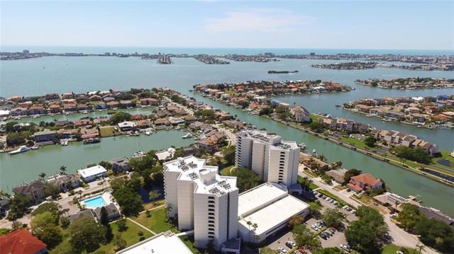 5940 Pelican Bay Plaza S #805, Gulfport, FL 33707 (MLS #U8001074) :: The Duncan Duo Team