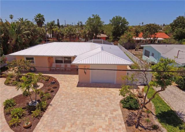 380 N Tessier Drive, St Pete Beach, FL 33706 (MLS #U8001116) :: Dalton Wade Real Estate Group