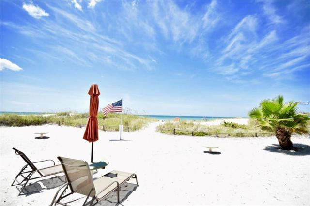 19540 Gulf Boulevard #3, Indian Shores, FL 33785 (MLS #U8001125) :: The Lockhart Team