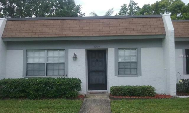 4704 Lake Villa Drive #4704, Clearwater, FL 33762 (MLS #U8001147) :: Dalton Wade Real Estate Group