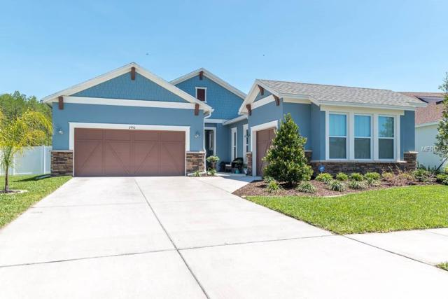 2950 Long Bow Way, Odessa, FL 33556 (MLS #U8001197) :: Team Bohannon Keller Williams, Tampa Properties