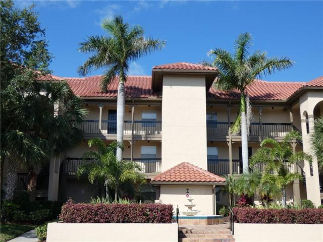2400 Feather Sound Drive #224, Clearwater, FL 33762 (MLS #U8001252) :: Team Bohannon Keller Williams, Tampa Properties