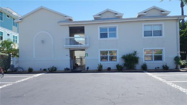 245 104TH Avenue #2, Treasure Island, FL 33706 (MLS #U8001255) :: KELLER WILLIAMS CLASSIC VI