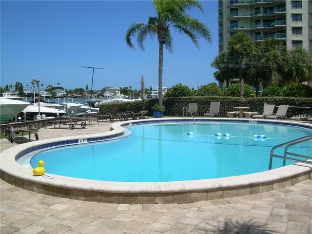 660 Island Way #307, Clearwater Beach, FL 33767 (MLS #U8001267) :: The Duncan Duo Team