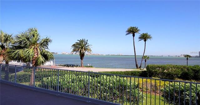 2 Seaside Lane #102, Belleair, FL 33756 (MLS #U8001274) :: Chenault Group