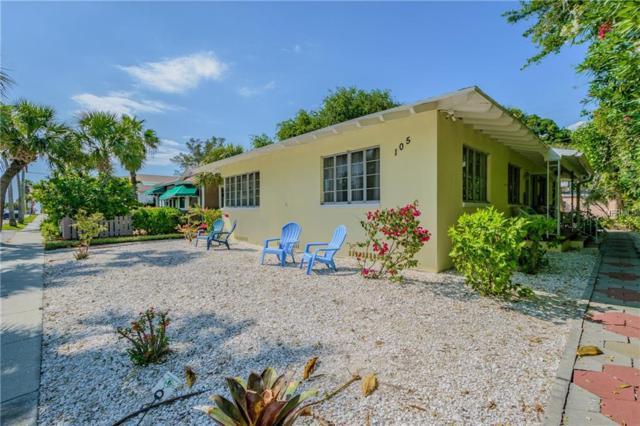 105 17TH Avenue, St Pete Beach, FL 33706 (MLS #U8001423) :: Revolution Real Estate