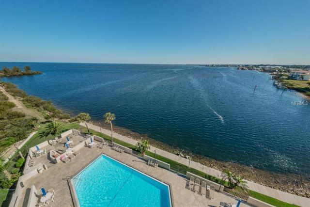 6035 Sea Ranch Drive #702, Hudson, FL 34667 (MLS #U8001450) :: Team Bohannon Keller Williams, Tampa Properties
