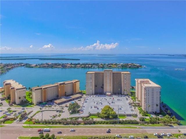 5220 Brittany Drive S #507, St Petersburg, FL 33715 (MLS #U8001454) :: Five Doors Real Estate - New Tampa