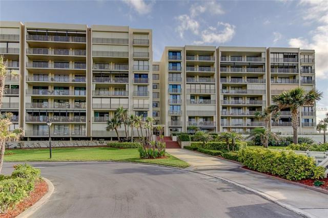 1430 Gulf Boulevard #207, Clearwater Beach, FL 33767 (MLS #U8001490) :: The Duncan Duo Team