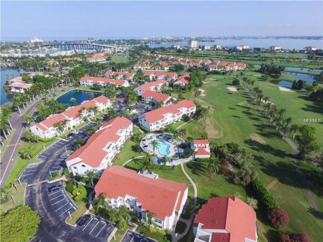 6077 Bahia Del Mar Boulevard #121, St Petersburg, FL 33715 (MLS #U8001500) :: Griffin Group