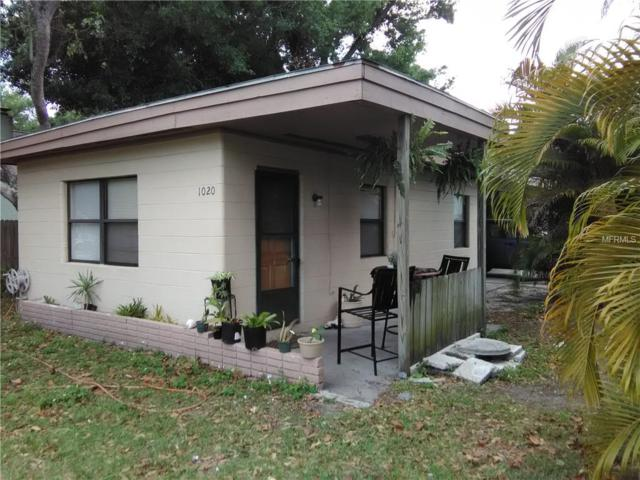 1020 Queen Street N, St Petersburg, FL 33713 (MLS #U8001519) :: Griffin Group