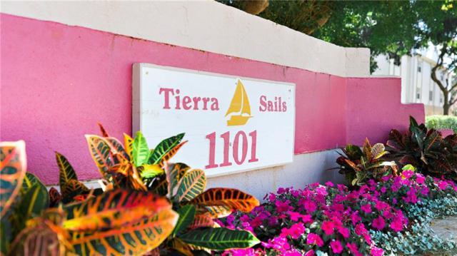 1101 Pinellas Bayway S #405, Tierra Verde, FL 33715 (MLS #U8001521) :: NewHomePrograms.com LLC