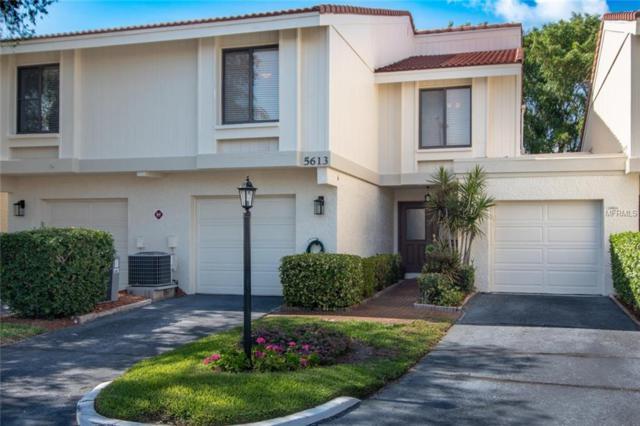 5613 Escondida Boulevard S #9, St Petersburg, FL 33715 (MLS #U8001555) :: Bustamante Real Estate