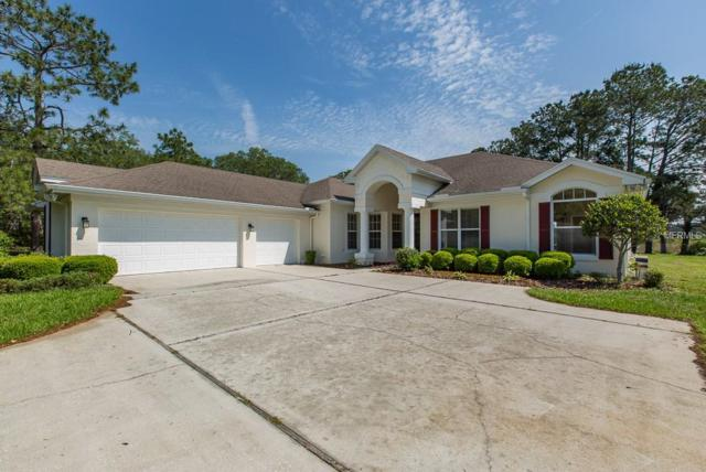 10499 Woodland Waters Boulevard, Weeki Wachee, FL 34613 (MLS #U8001577) :: KELLER WILLIAMS CLASSIC VI