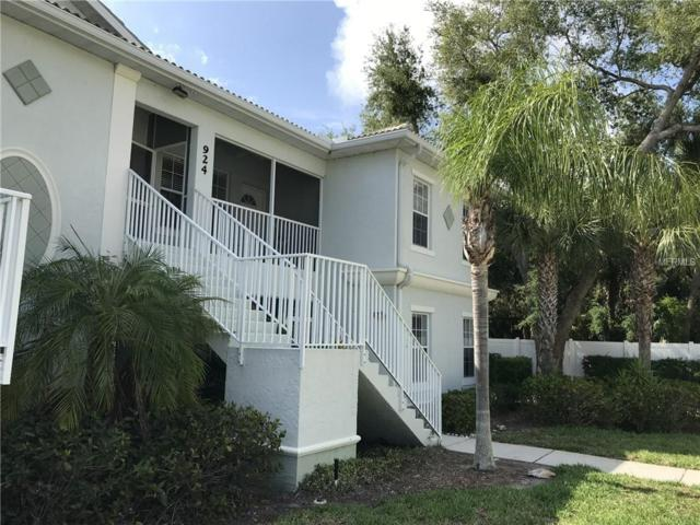 924 Gardens Edge Drive #924, Venice, FL 34285 (MLS #U8001744) :: The Duncan Duo Team