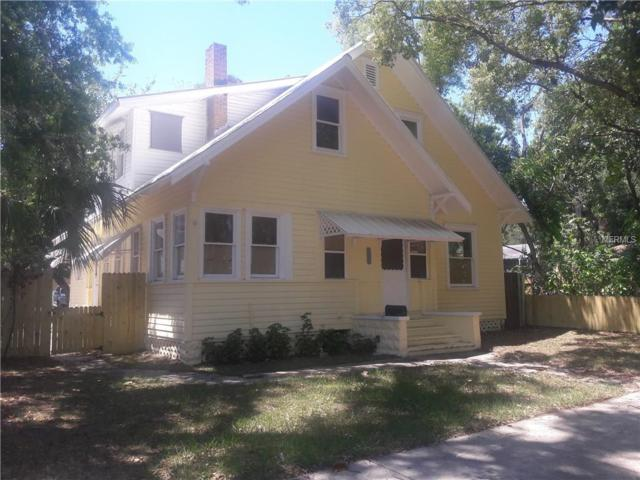 Address Not Published, St Petersburg, FL 33705 (MLS #U8001844) :: Griffin Group