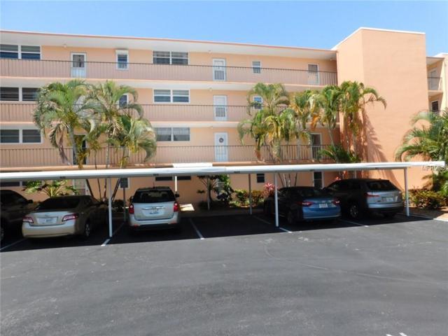 7665 Sun Island Drive S #104, South Pasadena, FL 33707 (MLS #U8002023) :: The Duncan Duo Team