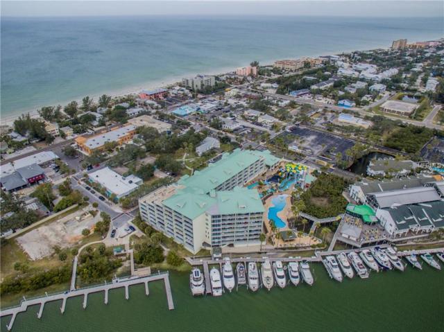 399 2ND Street #819, Indian Rocks Beach, FL 33785 (MLS #U8002324) :: Baird Realty Group