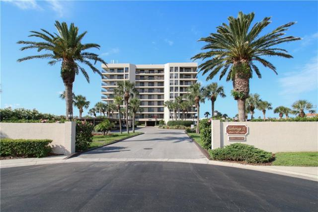 240 Sand Key Estates Drive #261, Clearwater Beach, FL 33767 (MLS #U8002437) :: The Duncan Duo Team