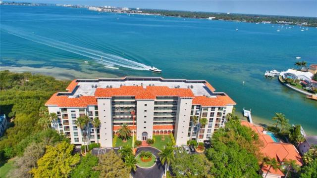 4750 Dolphin Cay Lane S #206, St Petersburg, FL 33711 (MLS #U8002528) :: The Duncan Duo Team
