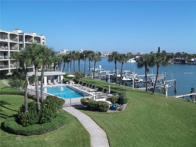 9805 Harrell Avenue #301, Treasure Island, FL 33706 (MLS #U8002719) :: The Duncan Duo Team