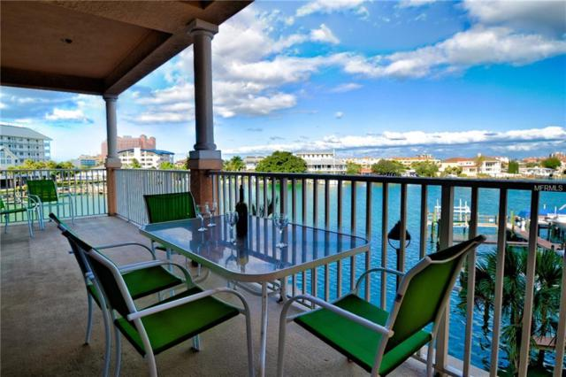 530 S Gulfview Boulevard #304, Clearwater Beach, FL 33767 (MLS #U8002790) :: The Duncan Duo Team