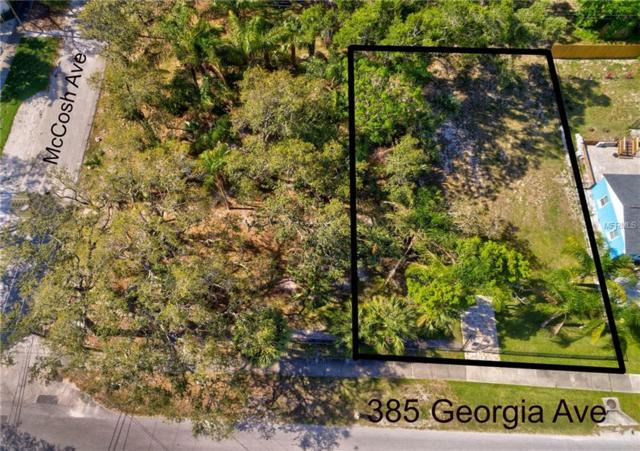 385 Georgia Avenue, Crystal Beach, FL 34681 (MLS #U8002991) :: Jeff Borham & Associates at Keller Williams Realty