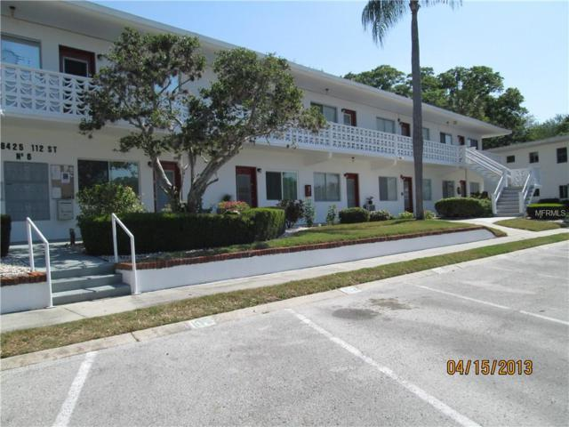 8425 112TH Street #210, Seminole, FL 33772 (MLS #U8003055) :: The Duncan Duo Team