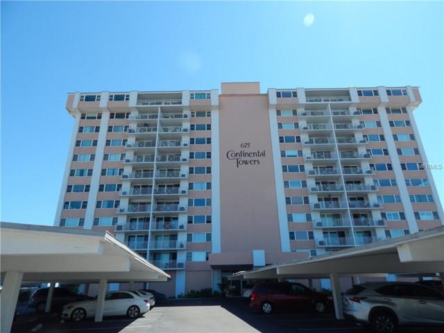 675 S Gulfview Boulevard #306, Clearwater Beach, FL 33767 (MLS #U8003069) :: RealTeam Realty