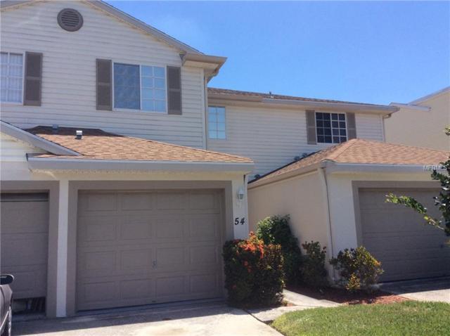 6400 46TH Avenue N #54, Kenneth City, FL 33709 (MLS #U8003111) :: The Duncan Duo Team