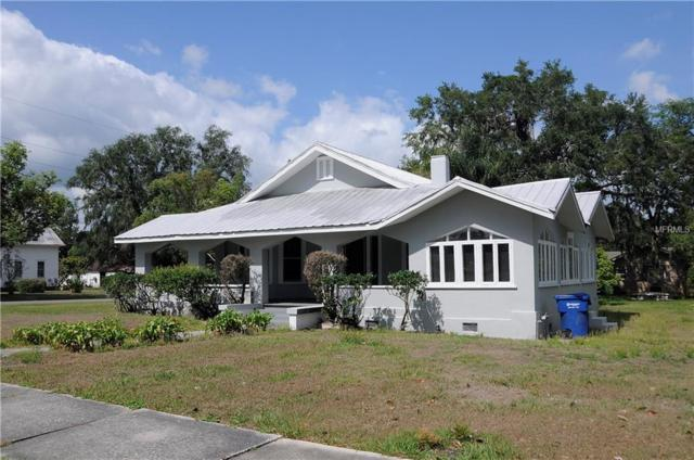 301 N Oak Avenue, Fort Meade, FL 33841 (MLS #U8003311) :: Dalton Wade Real Estate Group