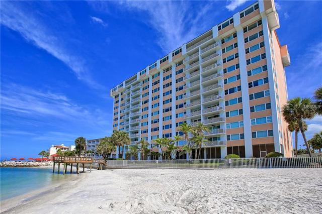 675 S Gulfview Boulevard Ph3, Clearwater Beach, FL 33767 (MLS #U8003319) :: The Duncan Duo Team