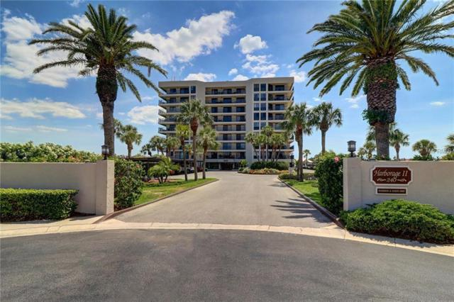 240 Sand Key Estates Drive #248, Clearwater Beach, FL 33767 (MLS #U8003459) :: The Duncan Duo Team