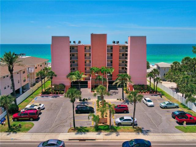 506 Gulf Boulevard #101, Indian Rocks Beach, FL 33785 (MLS #U8003585) :: The Duncan Duo Team