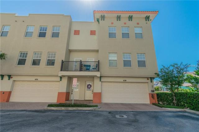 630 Blue Taverna Lane, Clearwater, FL 33756 (MLS #U8003670) :: The Duncan Duo Team