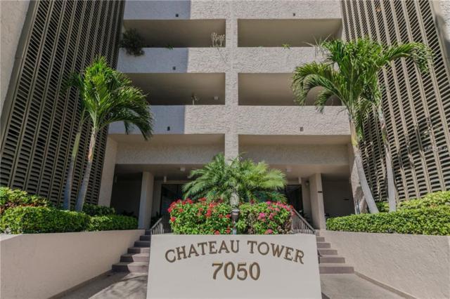 7050 Sunset Drive S #1405, South Pasadena, FL 33707 (MLS #U8003792) :: Five Doors Real Estate - New Tampa