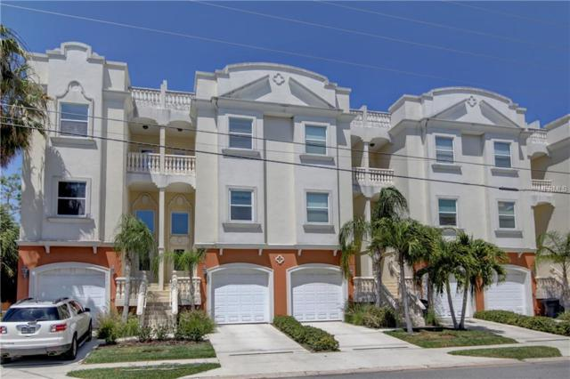 120 Brightwater Drive #2, Clearwater Beach, FL 33767 (MLS #U8003837) :: The Duncan Duo Team