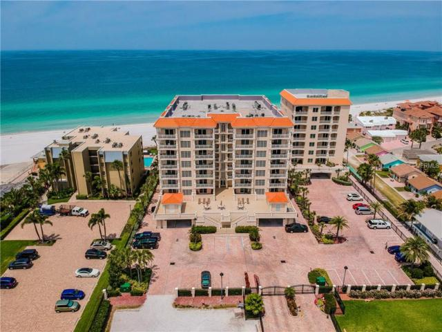 17720 Gulf Boulevard A603, Redington Shores, FL 33708 (MLS #U8003859) :: The Duncan Duo Team