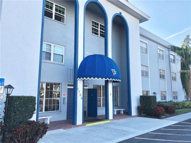 701 Poinsettia Road #302, Belleair, FL 33756 (MLS #U8003930) :: The Duncan Duo Team