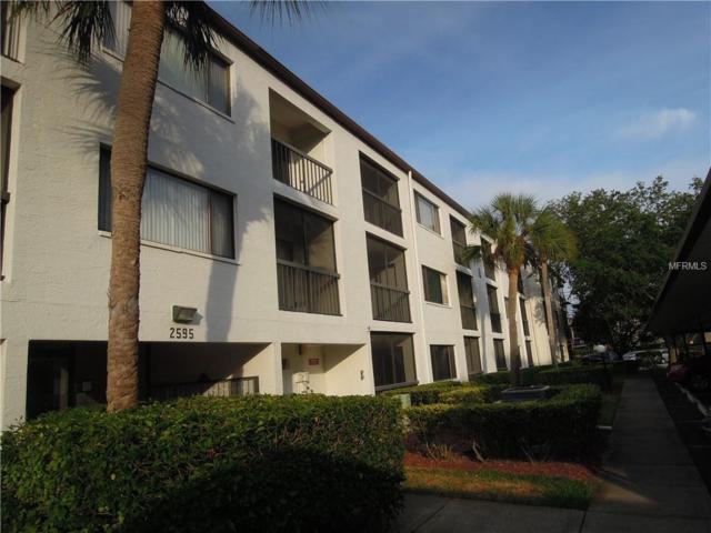 2595 Countryside Boulevard #8305, Clearwater, FL 33761 (MLS #U8004003) :: The Duncan Duo Team
