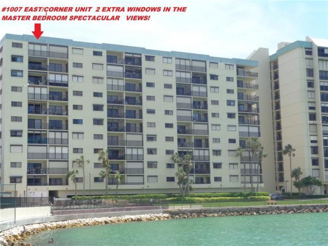 7150 Sunset Way #1007, St Pete Beach, FL 33706 (MLS #U8004168) :: Lovitch Realty Group, LLC