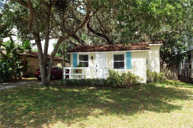 145 13TH Avenue N, Safety Harbor, FL 34695 (MLS #U8004344) :: White Sands Realty Group