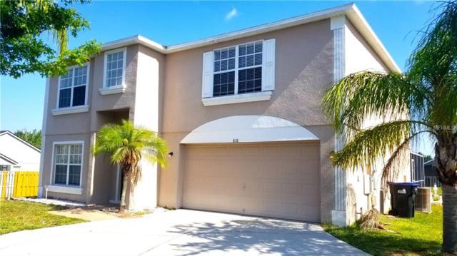 816 Eastcliffe Court, Orlando, FL 32828 (MLS #U8004355) :: The Duncan Duo Team