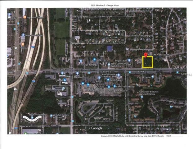 2655 54TH Avenue S, Saint Petersburg, FL 33712 (MLS #U8004586) :: The Duncan Duo Team