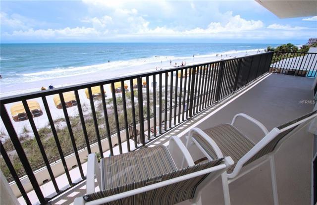 14300 Gulf Boulevard #206, Madeira Beach, FL 33708 (MLS #U8004591) :: The Duncan Duo Team
