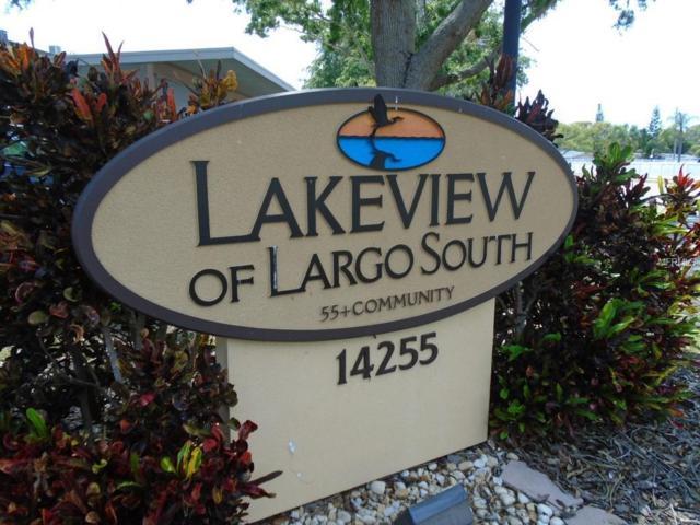 14255 Rosemary Lane #8126, Largo, FL 33774 (MLS #U8004612) :: The Duncan Duo Team