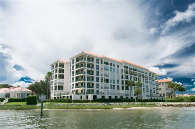 4717 Dolphin Cay Lane S #407, St Petersburg, FL 33711 (MLS #U8004660) :: The Duncan Duo Team